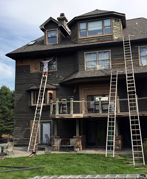 Catonsville Maryland Exterior Painter