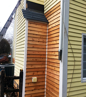 Wockenfuss Cedar Siding Repairs Columbia Md Cedar Shake