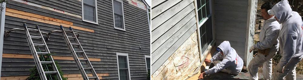 Wockenfuss Cedar Siding Repairs Columbia Md Cedar Shake