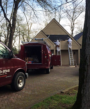 Clarksville Maryland Exterior Painter